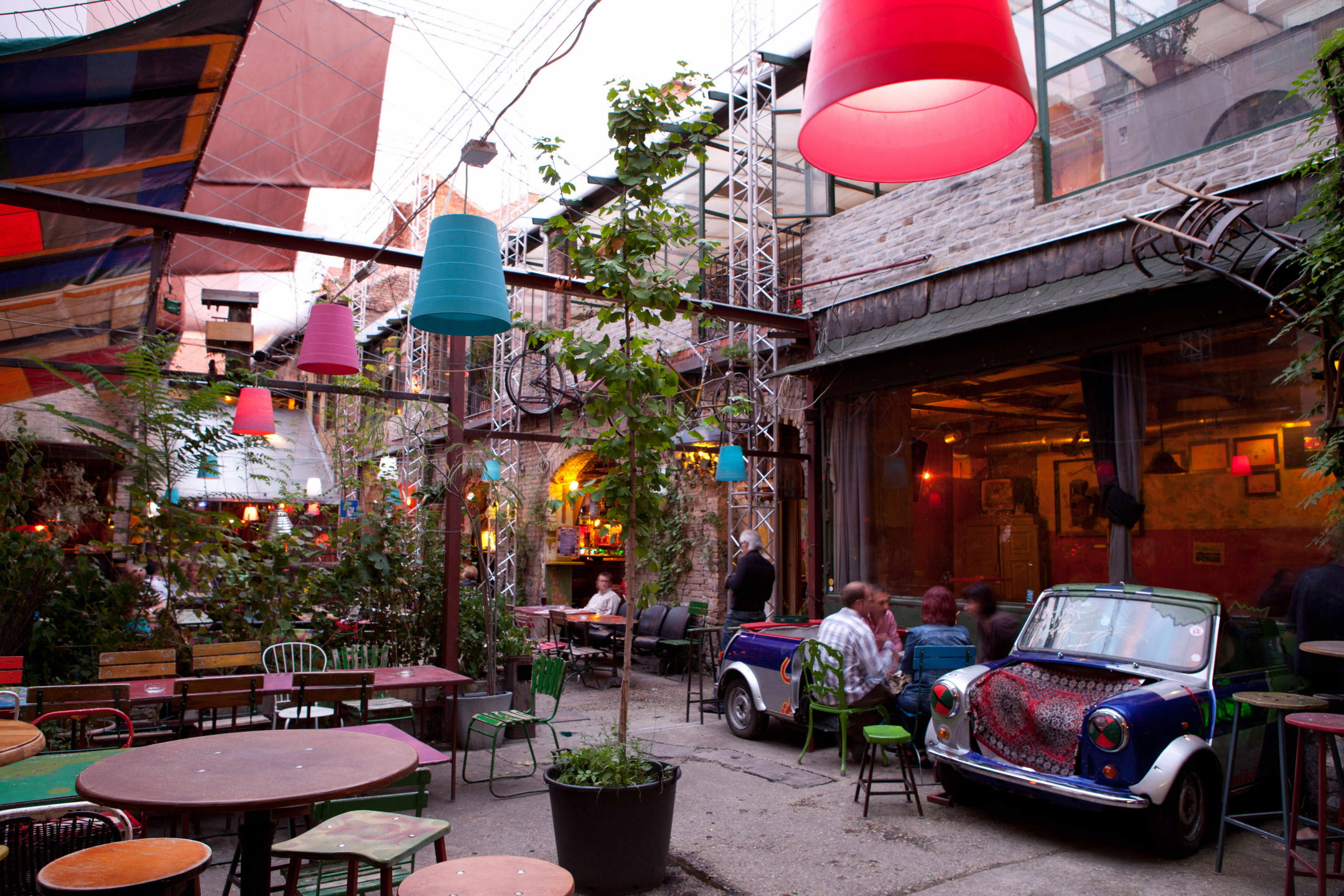 Jewish Quarter,free things to do in Budapest