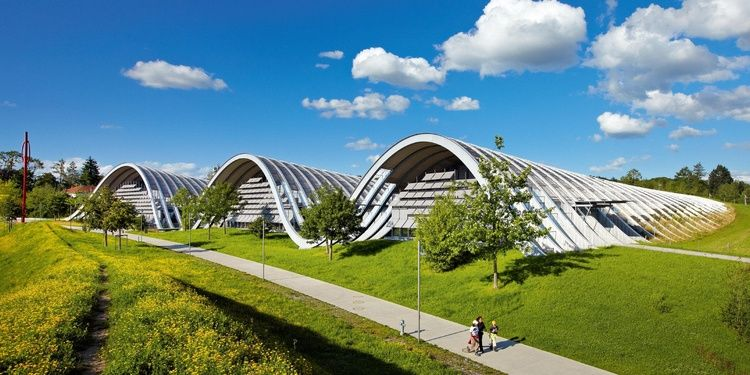 Paul Klee Museum in Bern,free things to do with a Swiss Pass