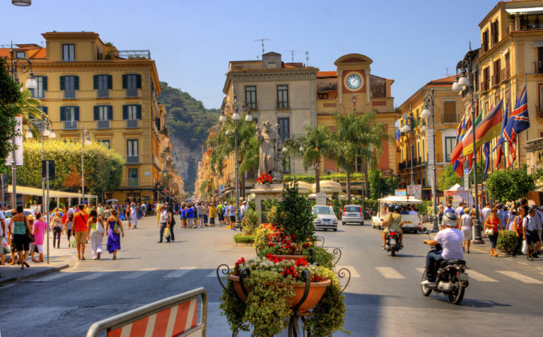 Piazza Tasso, Free Things to Do in Sorrento