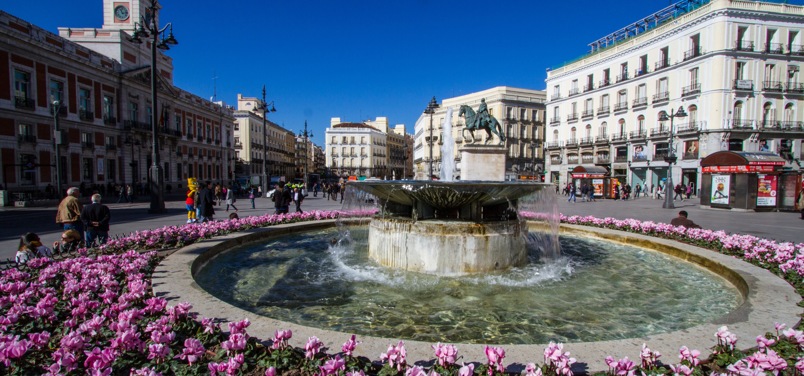 Puerta del So,things to do in Madrid