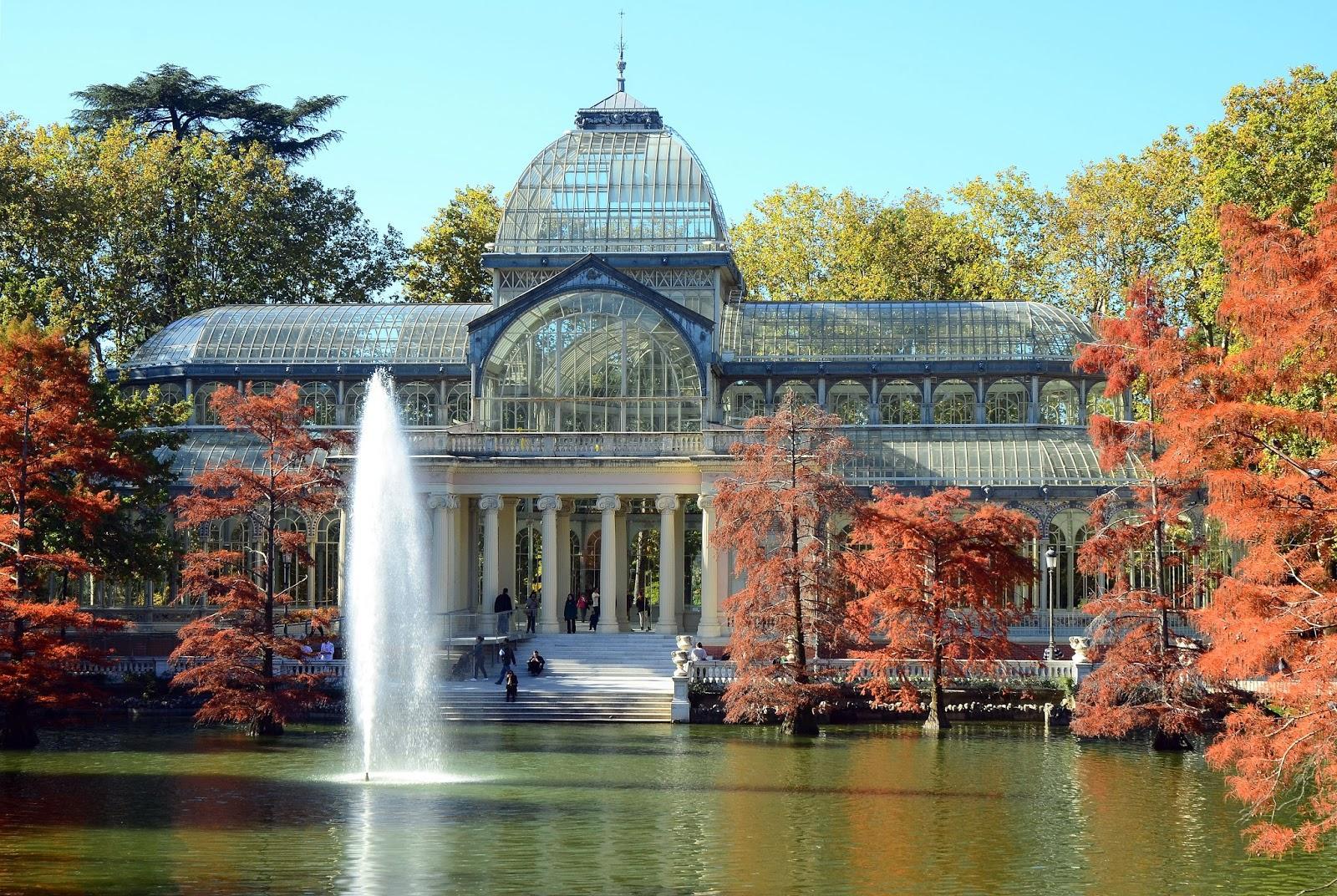 Retiro Park,things to do in Madrid