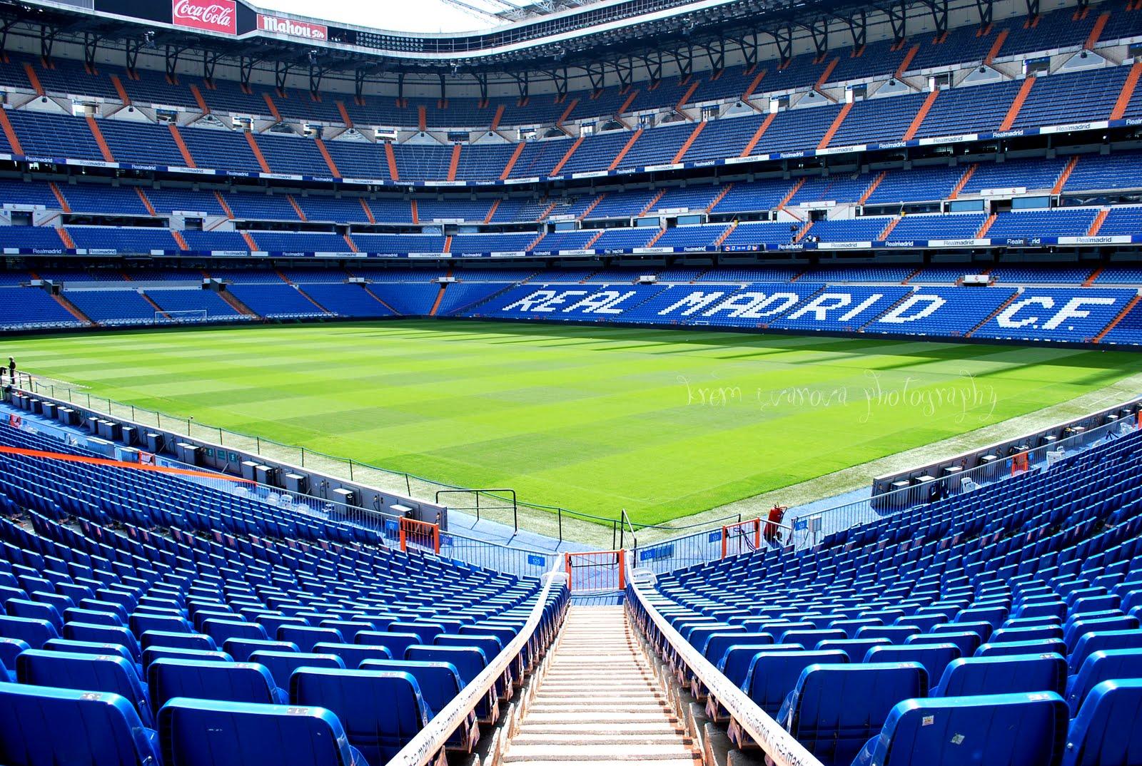 Santiago Bernabeu,things to do in Madrid