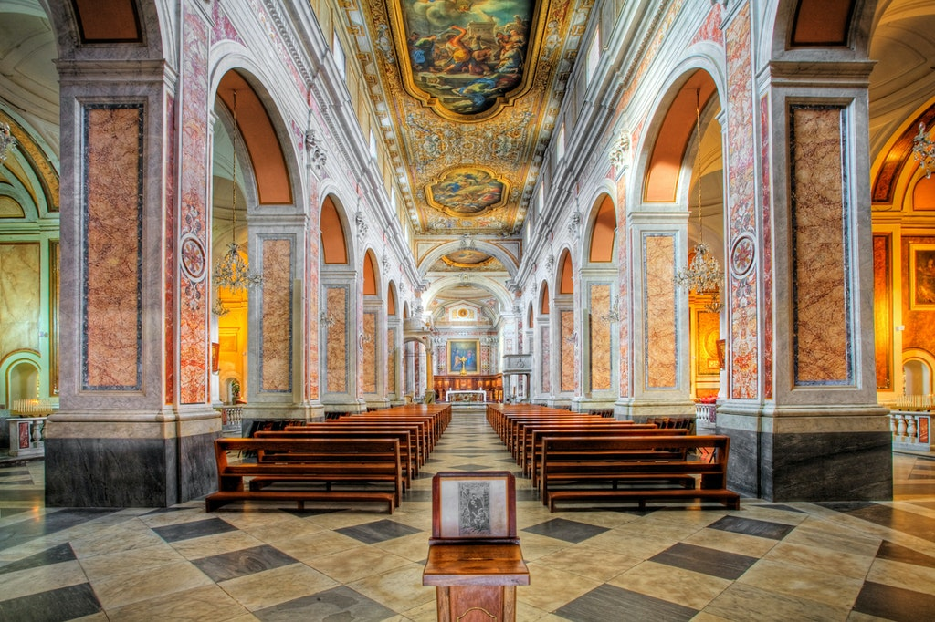 Sorrento Cathedral, Free Things to Do in Sorrento