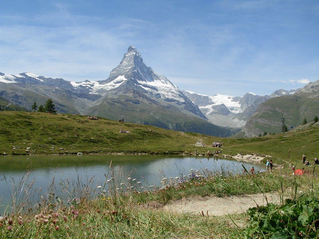 Sunnega,Top places to visit in Zermatt