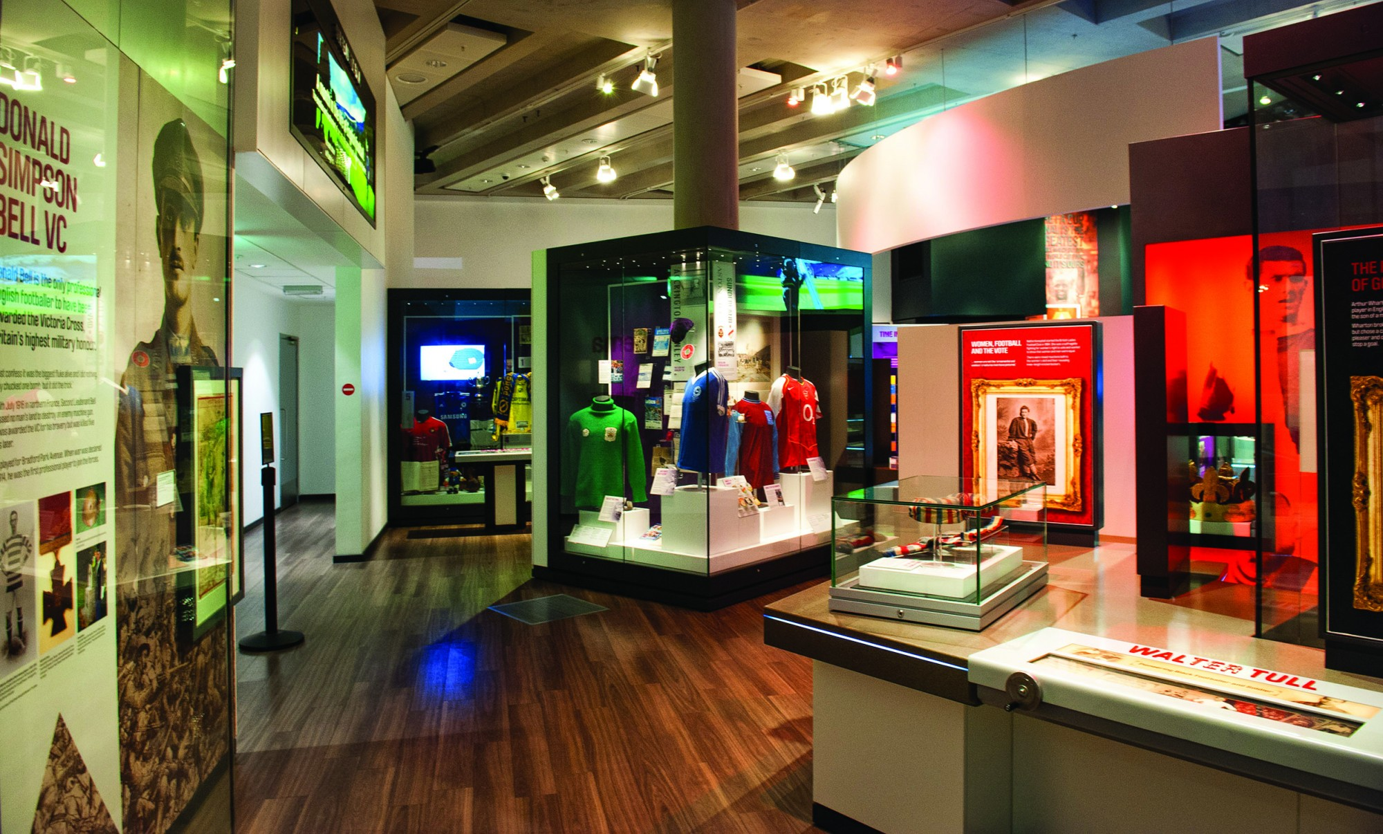 The National Football Museum,Top free things to do in the UK