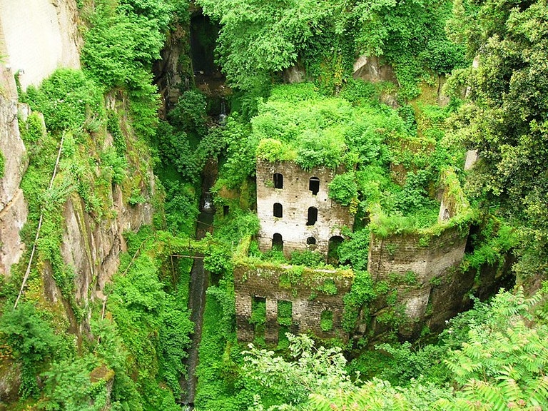 Vallone dei Mulini, Free Things to Do in Sorrento