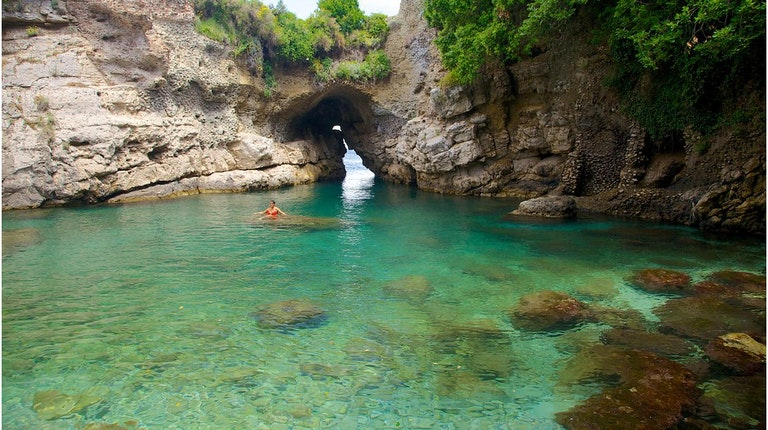 Baths of the Queen Giovanna, Free Things to Do in Sorrento