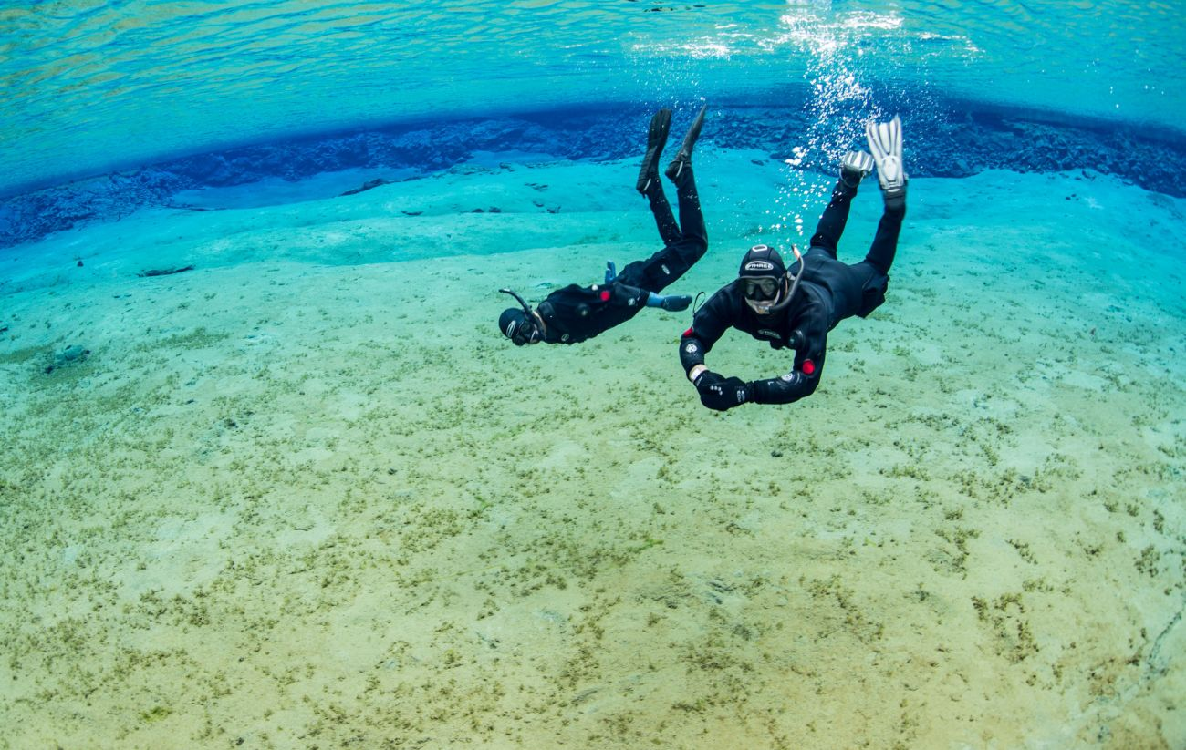 Snorkelling,best adventurous activities in the UK