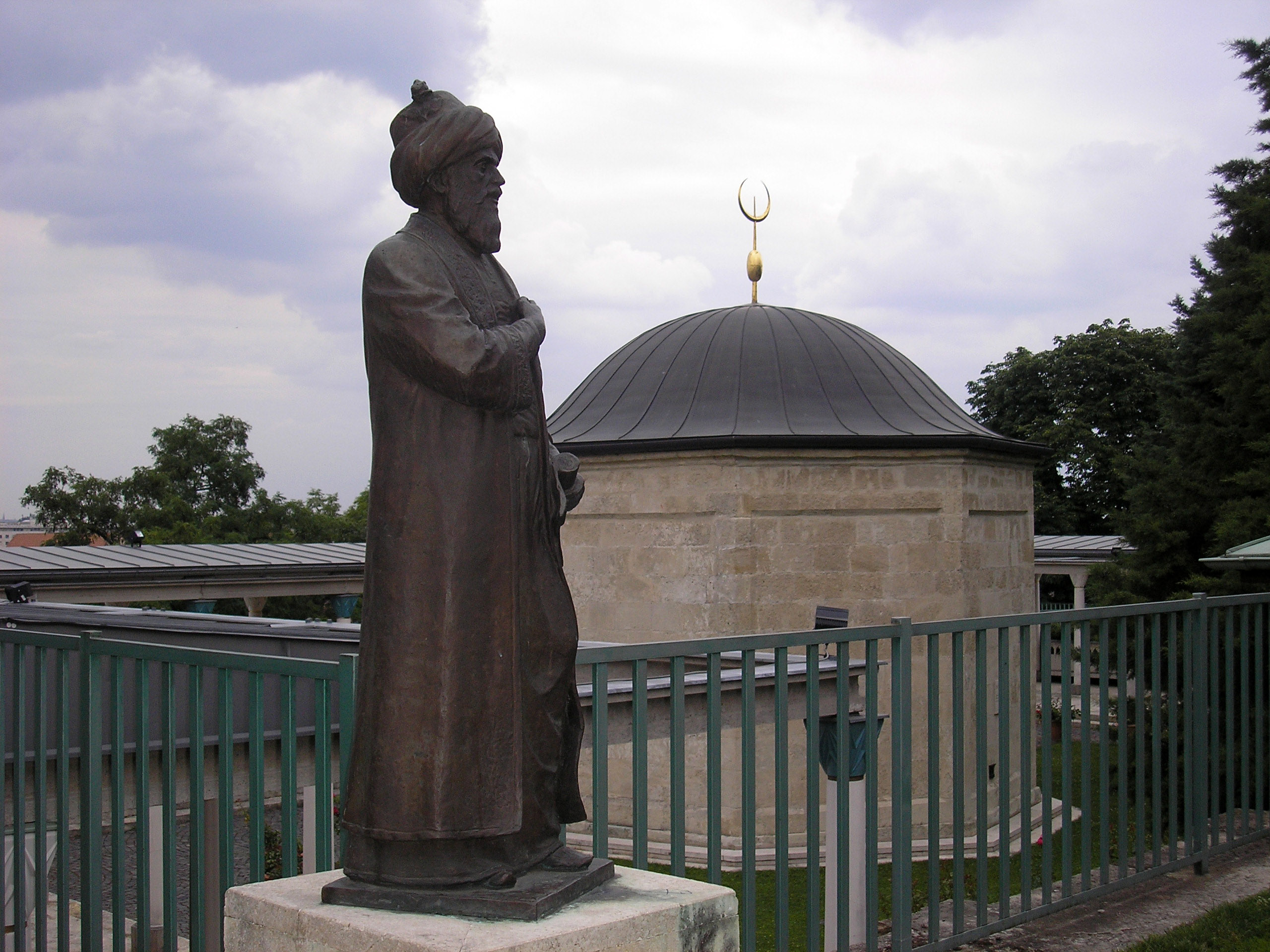 Tomb of Gül Baba,free things to do in Budapest