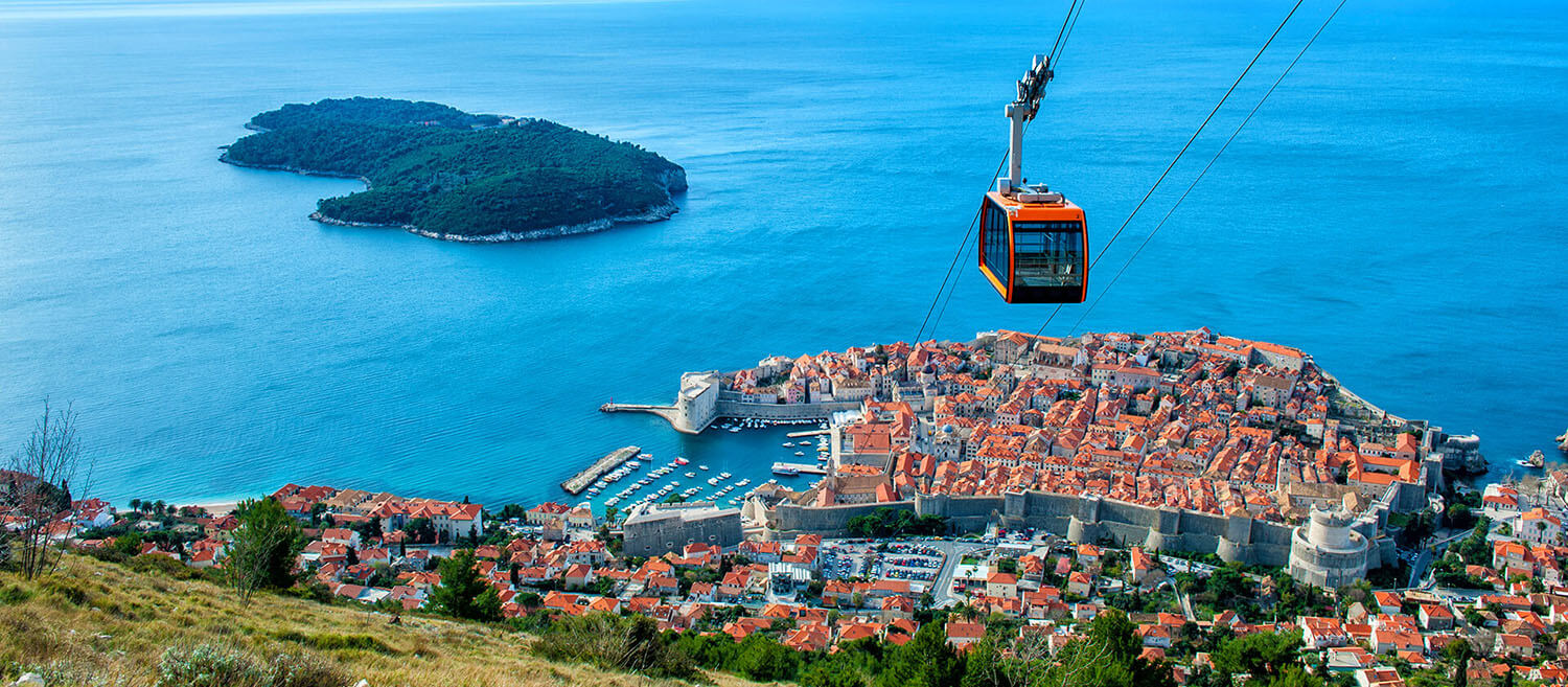 Dubrovnik Cable Car,things to do in Croatia