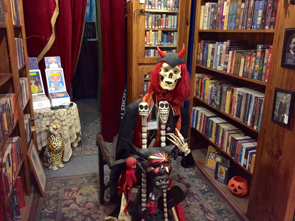 The Haunted Bookshop,things to do in Australia