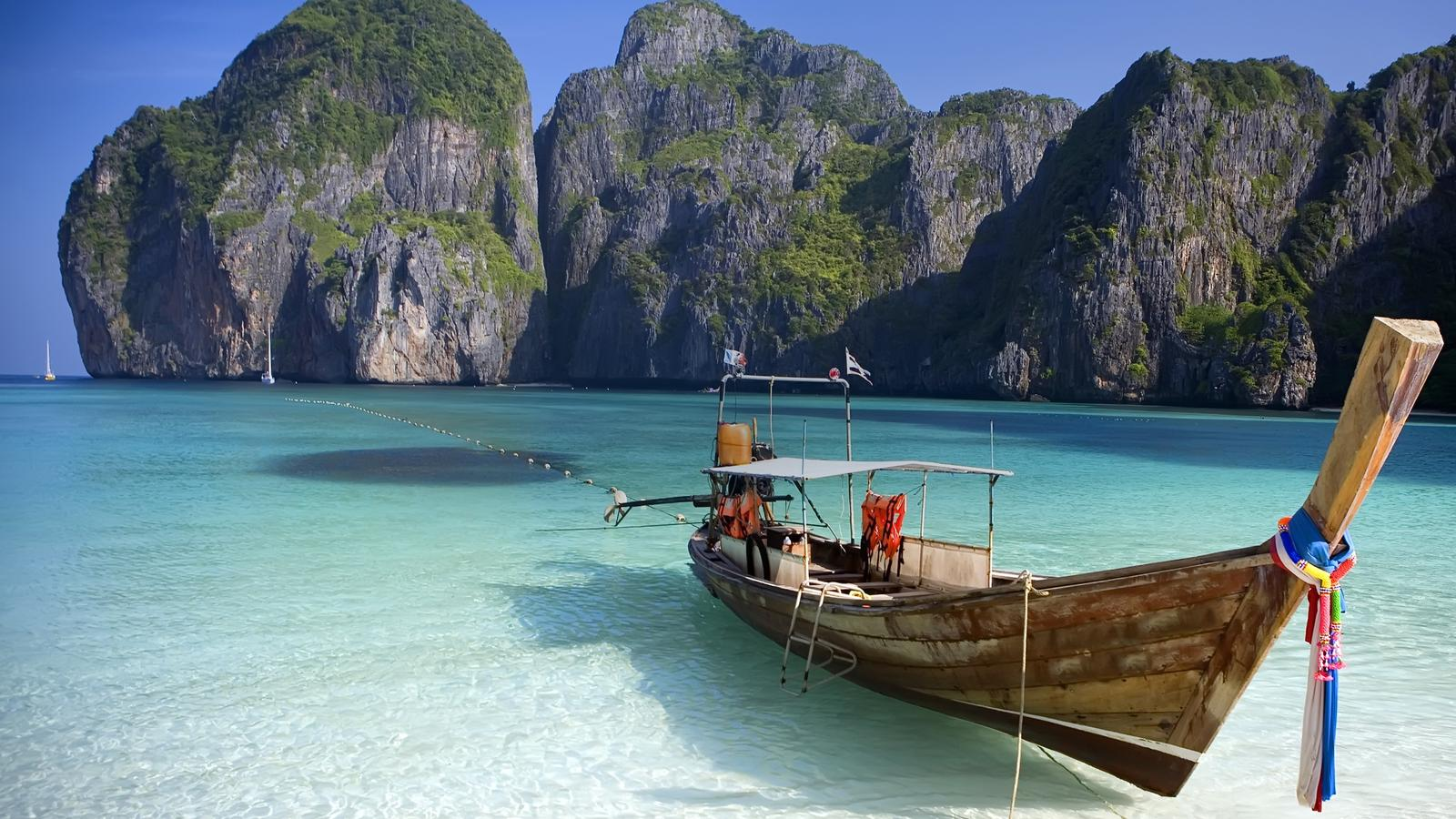 Koh Phi Phi,things to do in Thailand