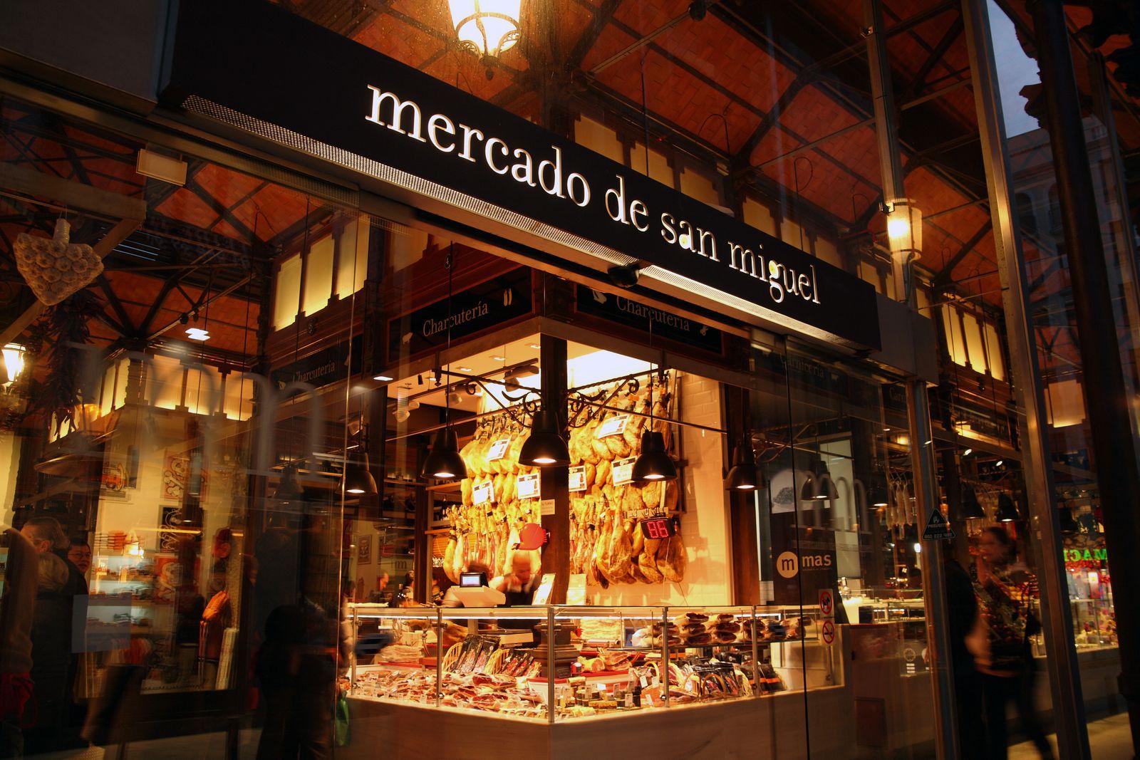 Mercado San Miguel,The Champions