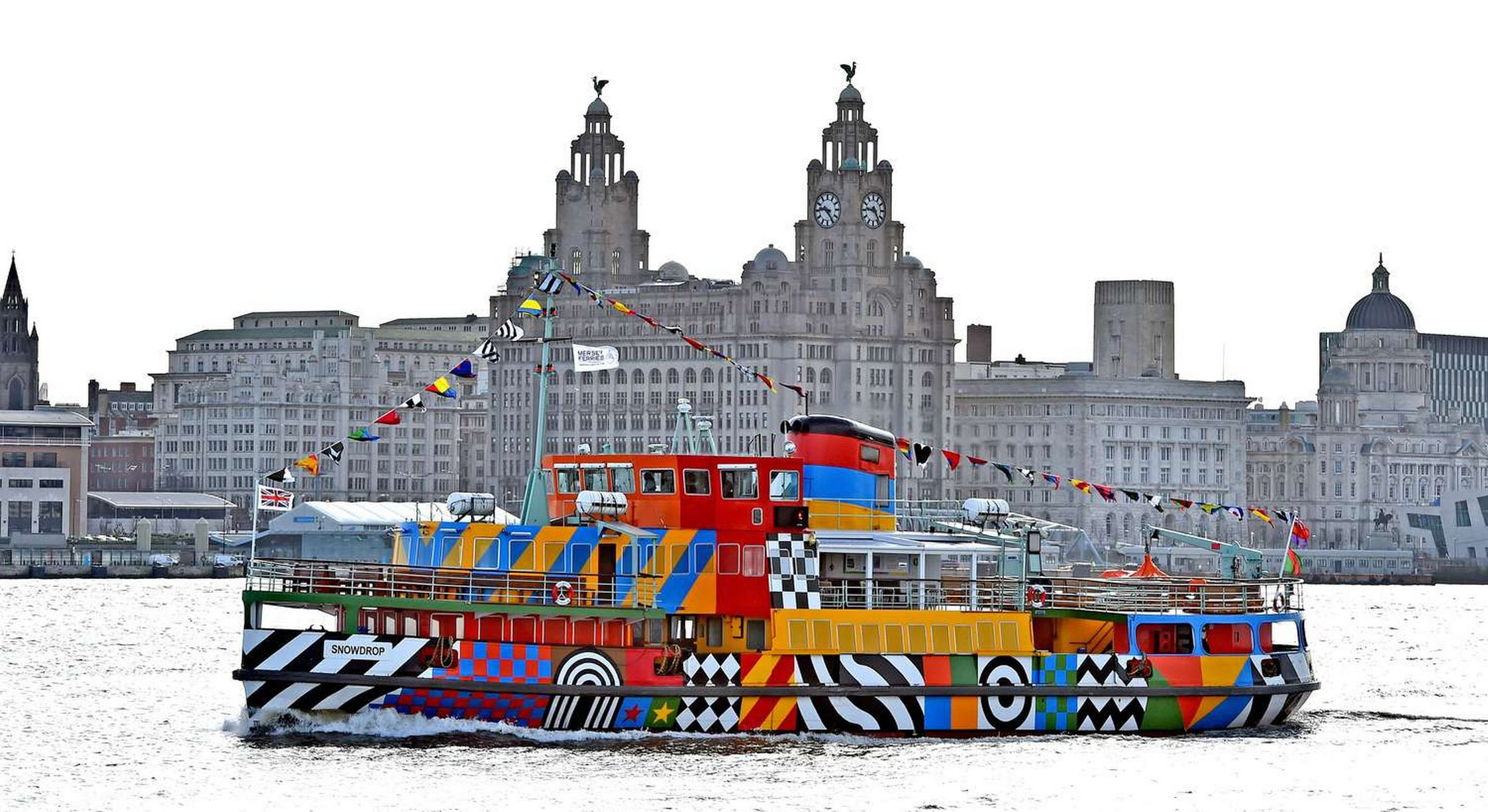 Mersey Ferries,The Champions