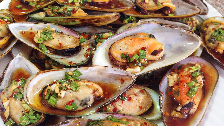 Oysters & Mussels,must eats in Croatia