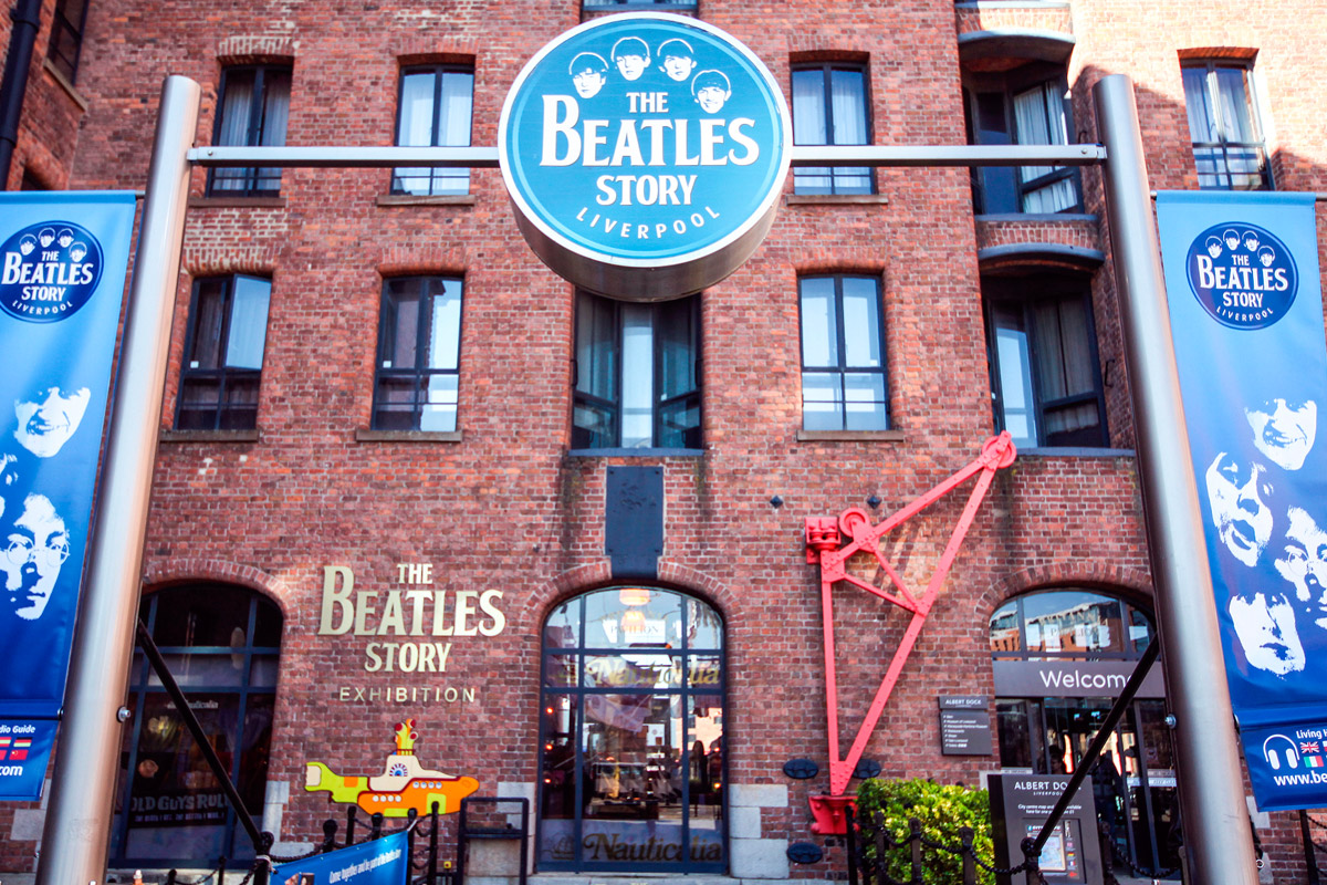 The Beatles Story,The Champions