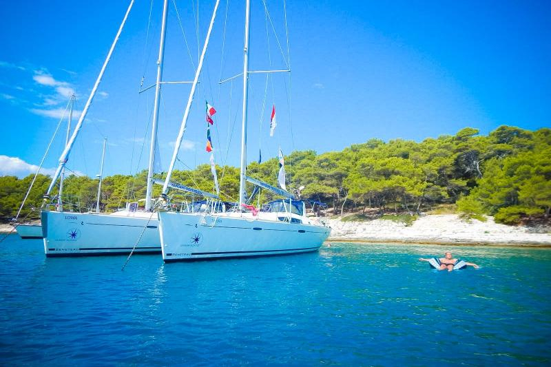 sailing,things to do in Croatia