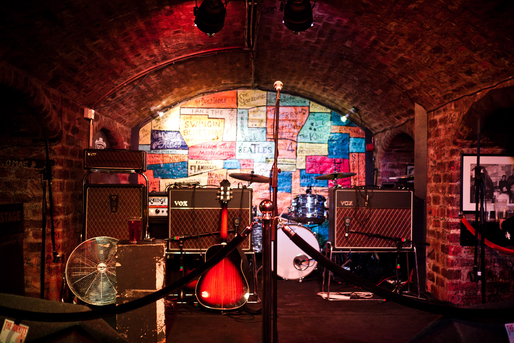 The Cavern Club,The Champions