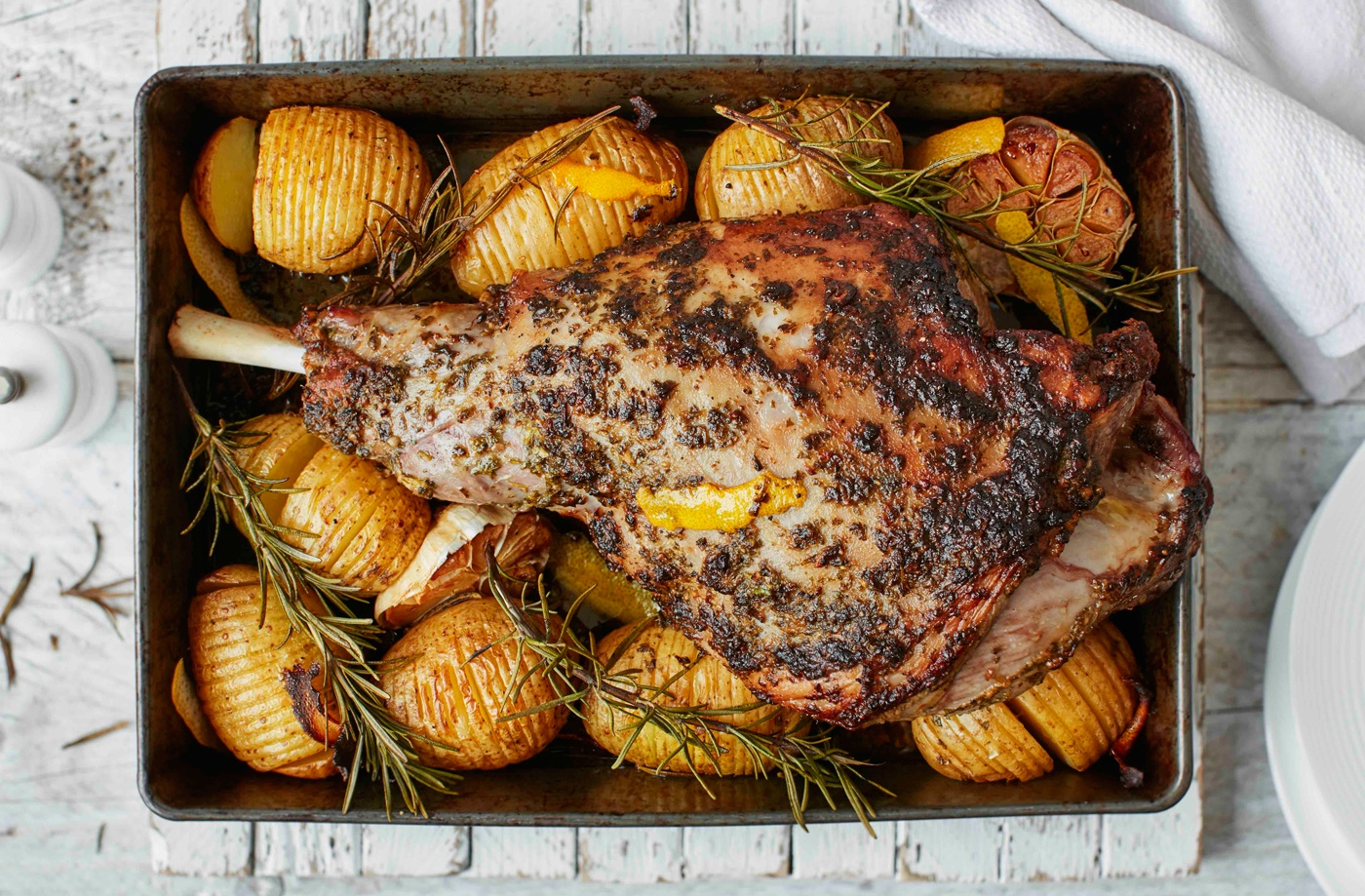 Lamb leg roast,must eats in Australia