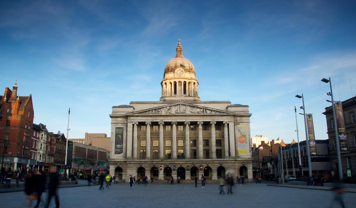 Old Market Square,best places to visit in the UK