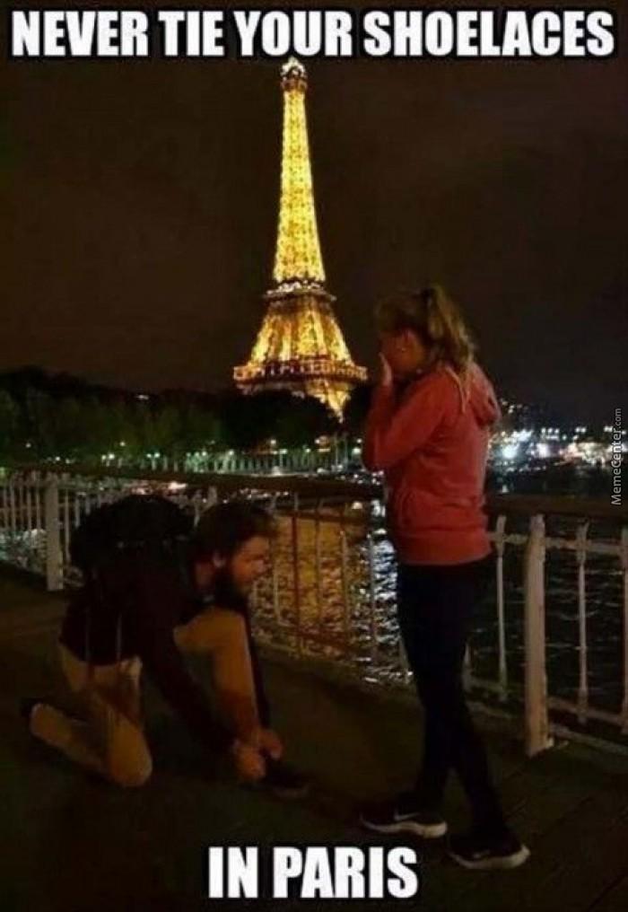 Paris,things not to do in Paris