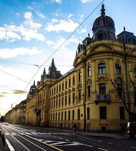 Zagreb Streets