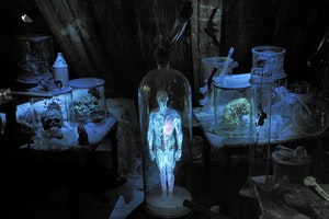 Museum of alchemists and magicians