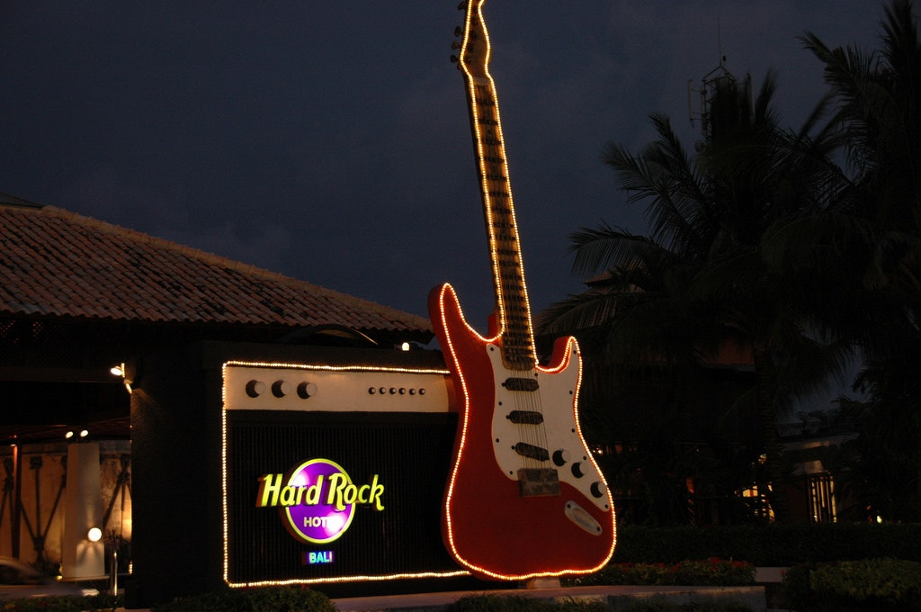 Hard Rock Cafe Kuta