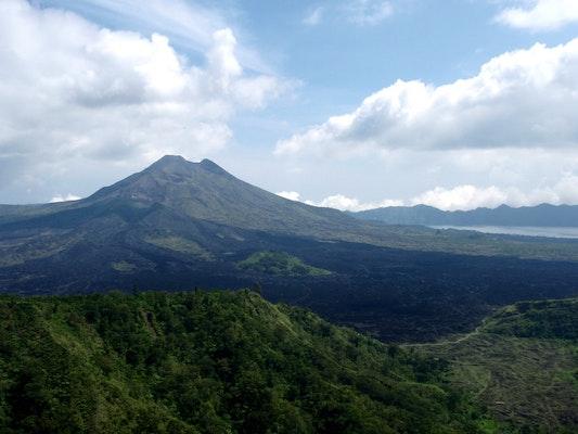 Kintamani Volcano in Mount Batur