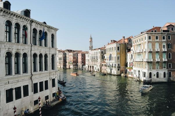 T Fondaco deiTedeshi Venice