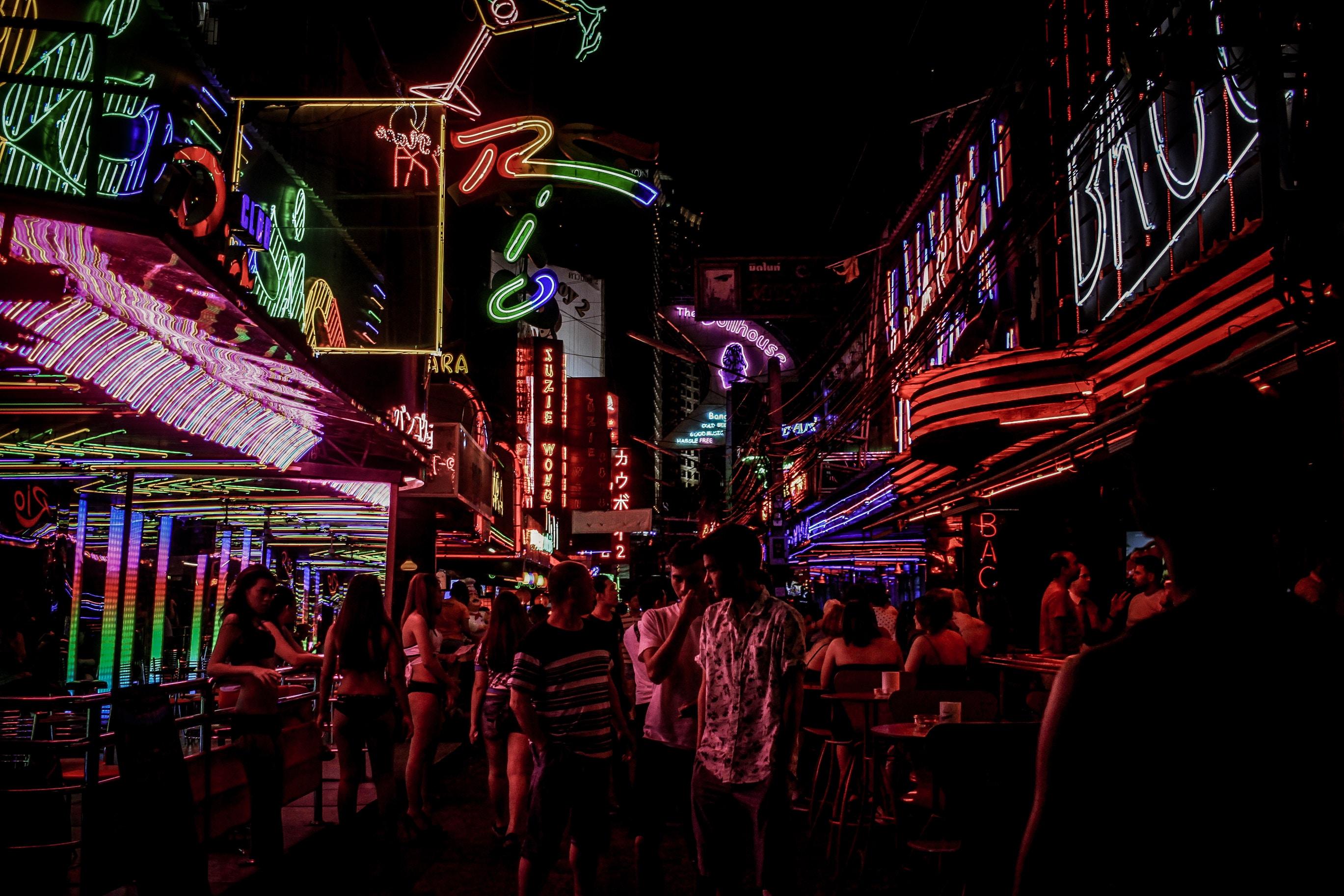 Nightlife in Kuta