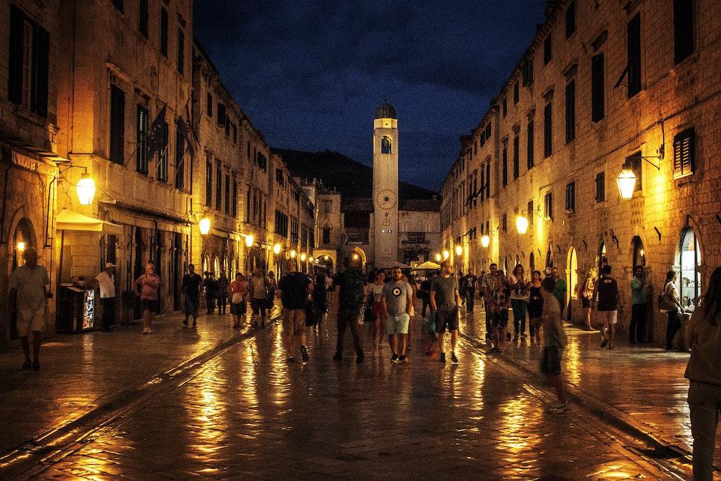 Stradun-Dubrovnik