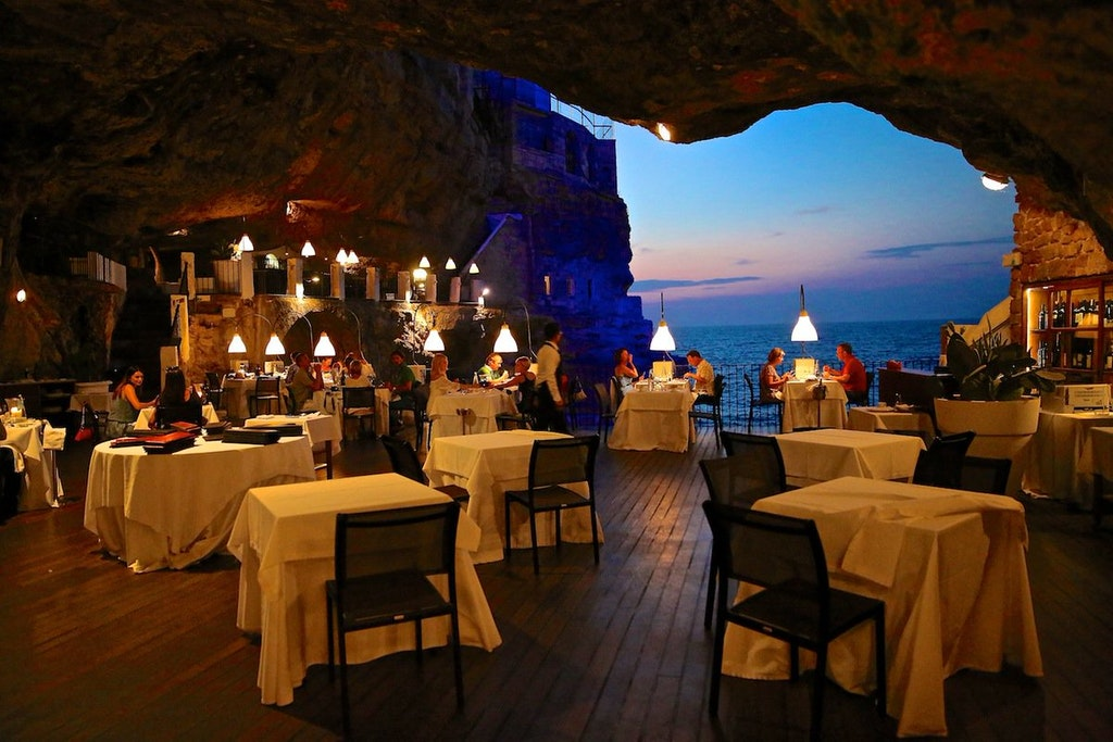 cave restaurant