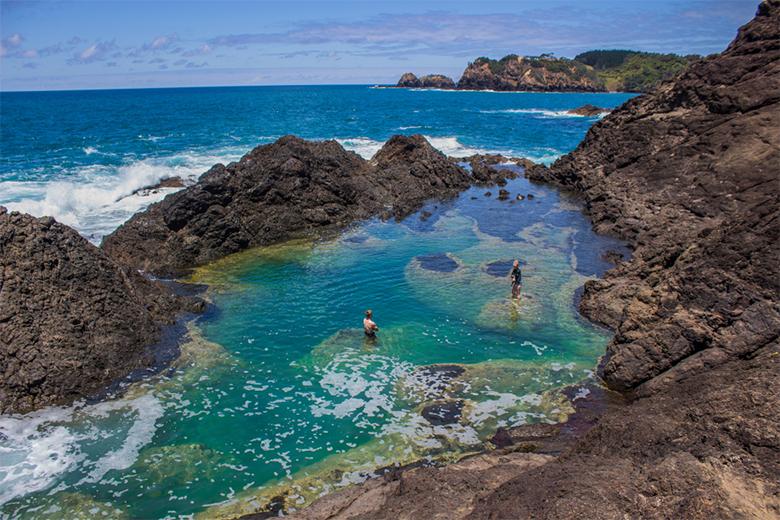 Mermaid Pools - Hidden Treasures in New Zealand