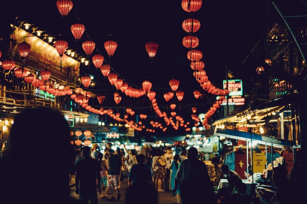 krabi night market