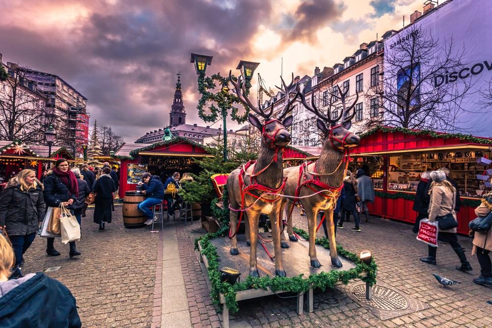 Tivioli Gardens Christmas Market