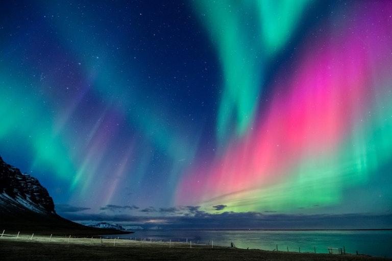 Djupavik Northern Lights