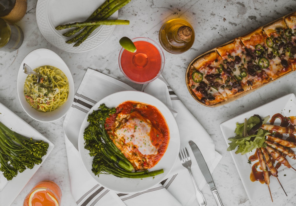 Traditional Italian Dishes with Modern touches