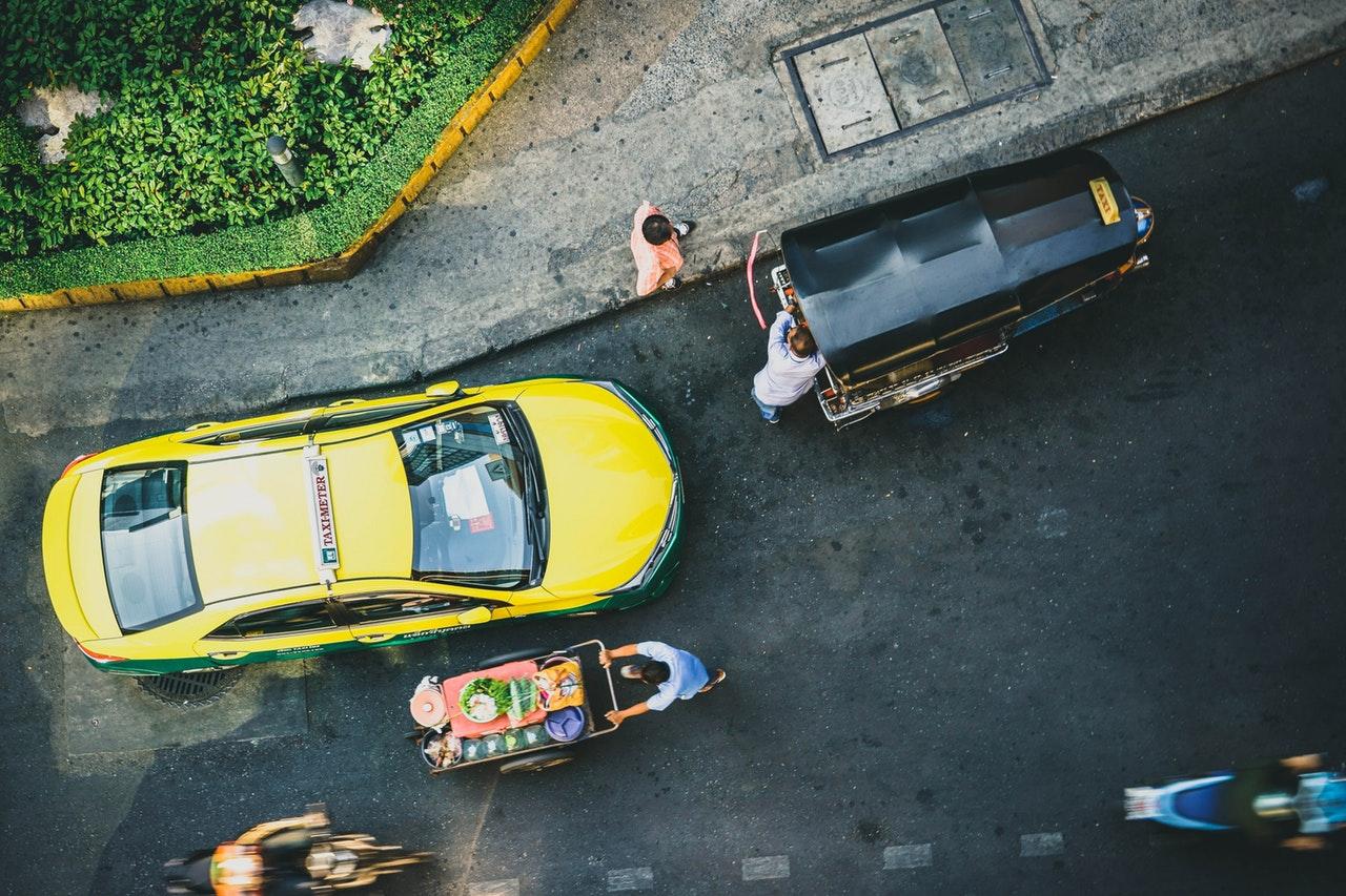 taxi kuta