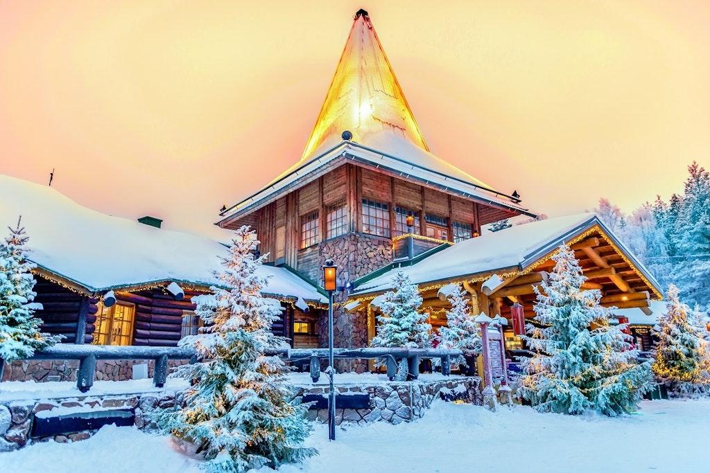 Santa Claus's cottage