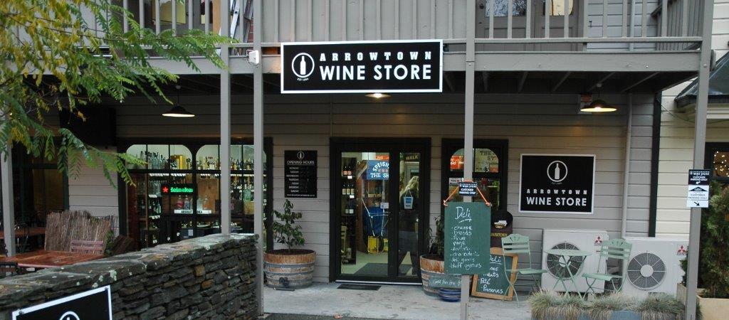 Arrowtown Wine Store