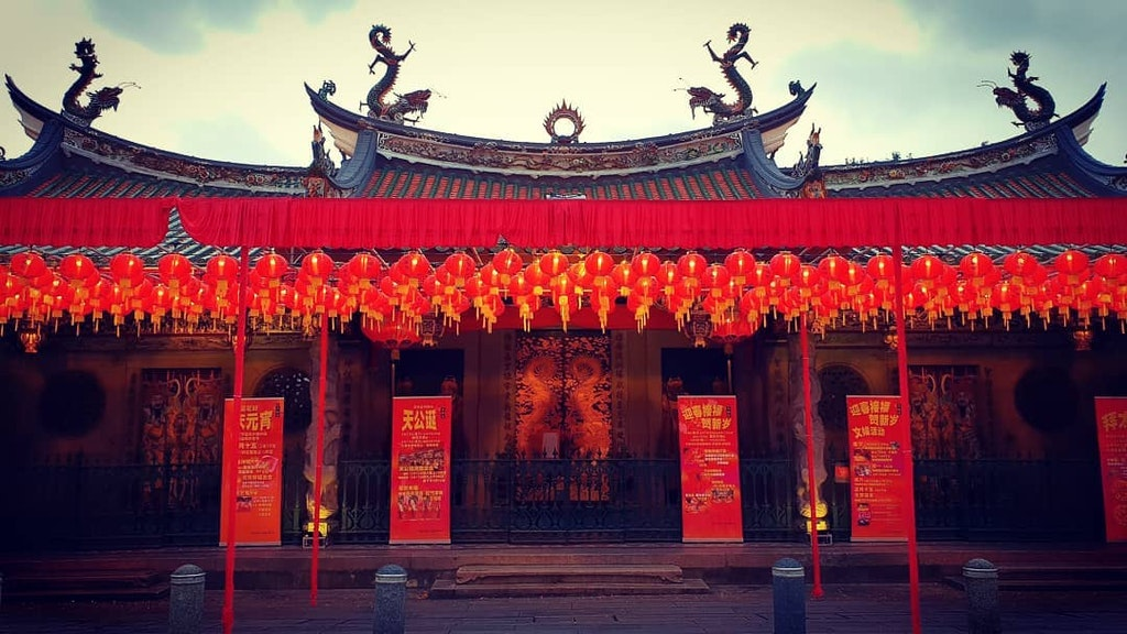 Singapore PLace to see Thian Hock Keng Temple