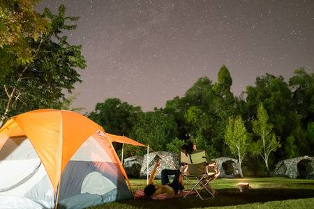 Camping on your Honeymoon, Romantic Destinations in Thailand