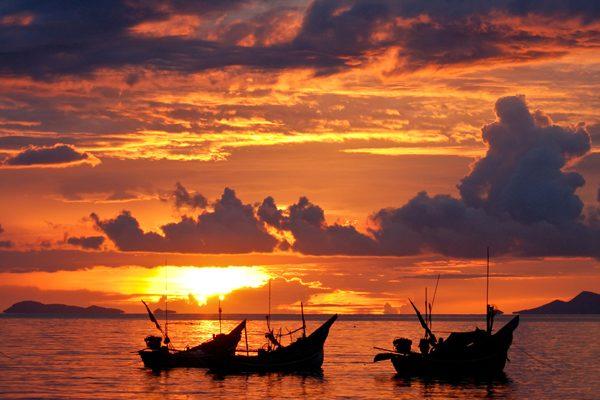 Sunset View Koh Samui, Romantic Honeymoon Destinations in Thailand