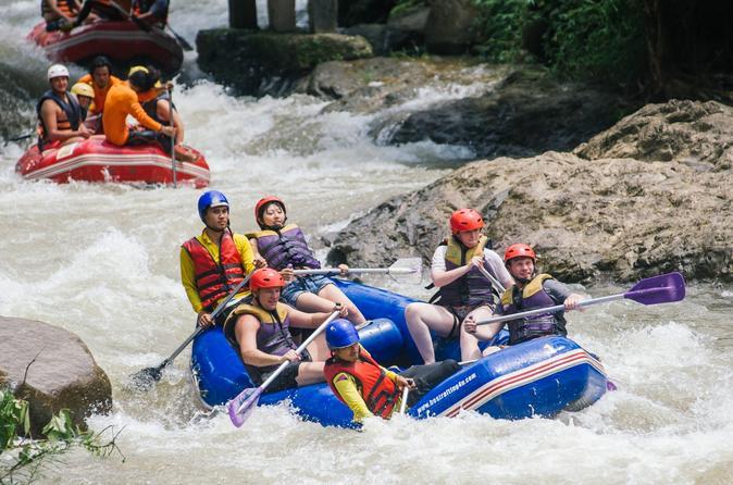 River Rafting Sondprak Thailand, Romantic Honeymoon Destinations in Thailand