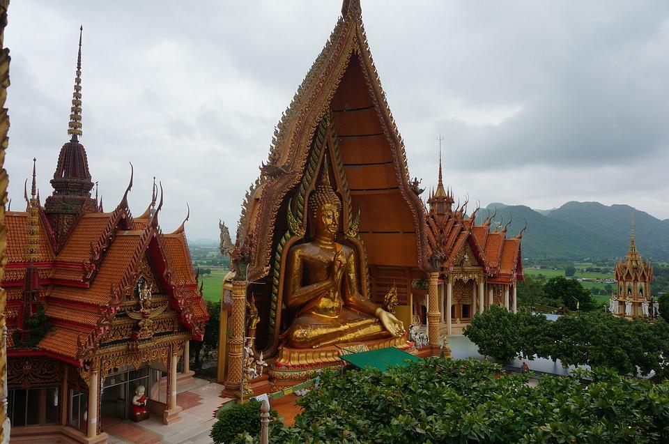 Tiger Cave Temple Tour, Romantic Honeymoon Destinations in Thailand