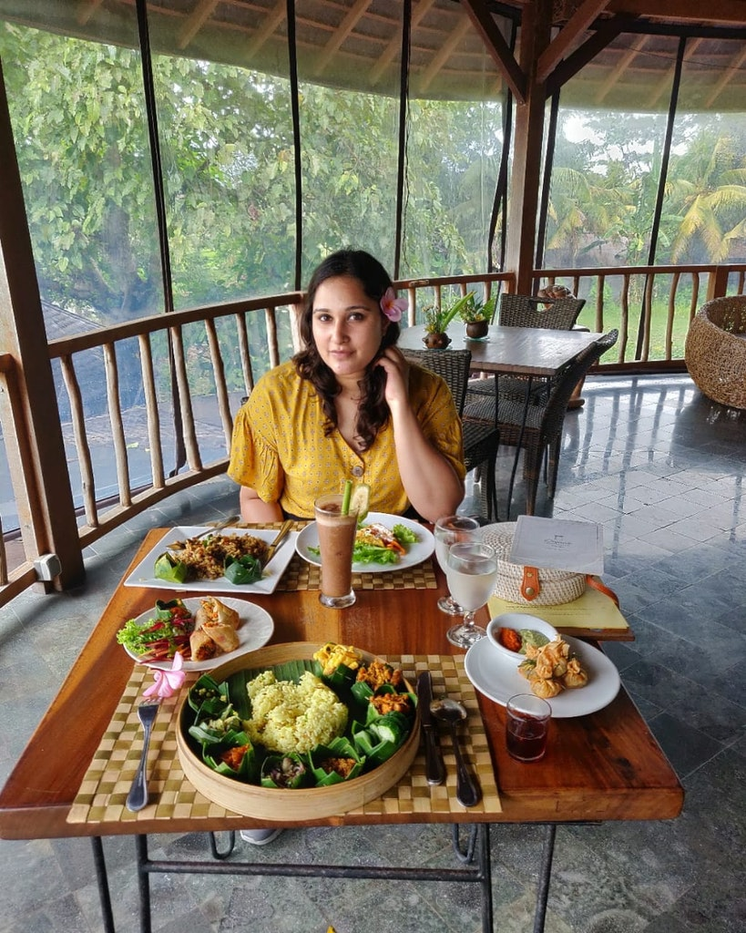 Food in Bali food lover's paradise Pickyourtrail Bali one step at a time