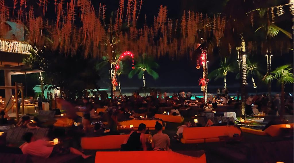Vegan taco MPotato head beach club Bali one mile at a time seminyak pickyourtrail