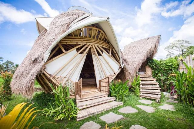 Amethyst Crystal Dome, Unusual & Unique Places to Stay in Bali