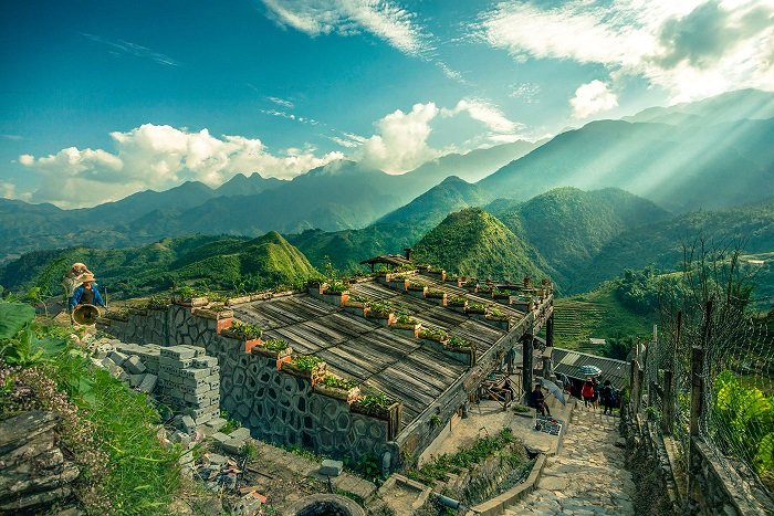 Muong Thanh valley-things to do in sapa